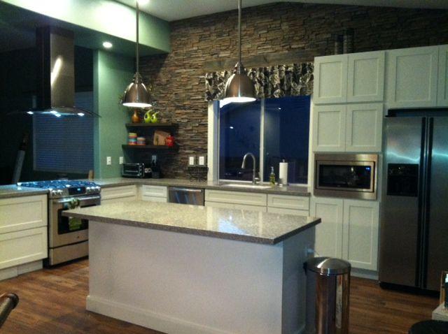 Kitchen Back Splash Renovation Doityourself Com