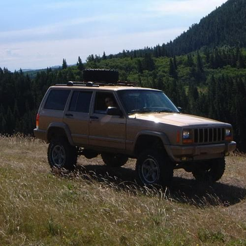 Jeep Cherokee XJ Build
