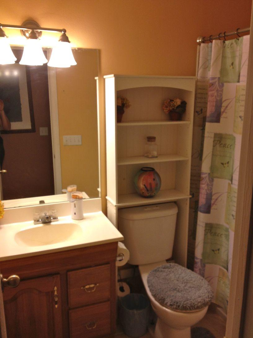 Do It Yourself Home Design: Spare Bath Remodel