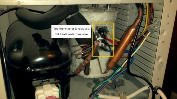 Fixed My GE GXCF05D Water Dispenser Heating Problem