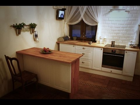 Diy Kitchen Farmhouse Island Table Doityourself Com